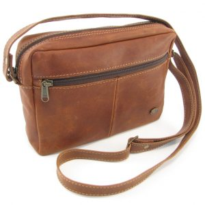 HP7291 Jaydee Smart wallet card sling bag by Der Lederhandler, George, Western Cape