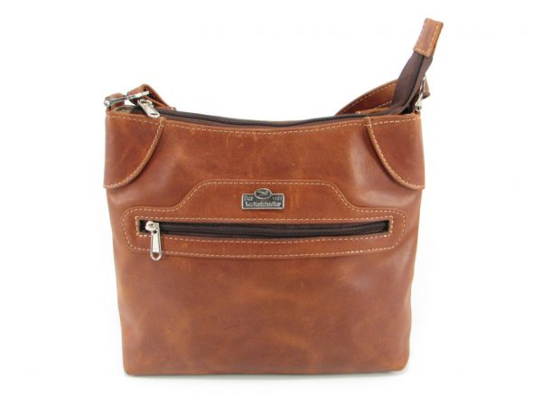 Frieda No 2 HP7306 front classic handbag leather bags women, Der Lederhandler, George, Western Cape