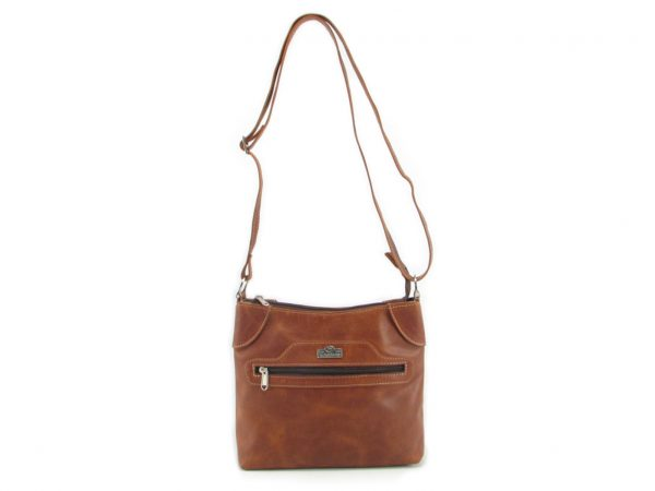 Frieda No 2 HP7306 long classic handbag leather bags women, Der Lederhandler, George, Western Cape
