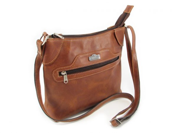 Frieda No 2 HP7306 side classic handbag leather bags women, Der Lederhandler, George, Western Cape