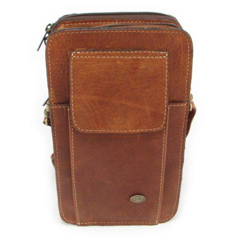 Gents Organiser No 4 HP7300 front leather wallet bags, Der Lederhandler, George, Western Cape
