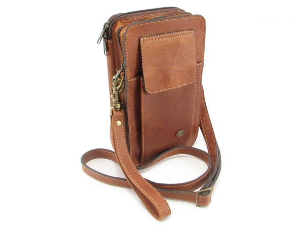 Gents Organiser No 4 HP7300 side leather wallet bags, Der Lederhandler, George, Western Cape