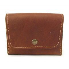 HPGG2073AST Credit Card Pouch front curio items, Der Lederhandler, George, Western Cape