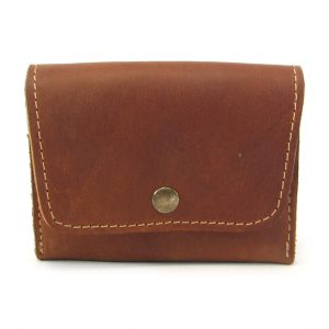 HPGG2073AST Credit Card Pouch front curio items, Der Lederhandler, George, Western Cape