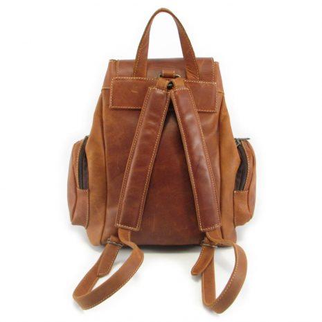 Hunters Rucksack No 2 HP7298 back leather backpack bags, Der Lederhandler, George, Western Cape