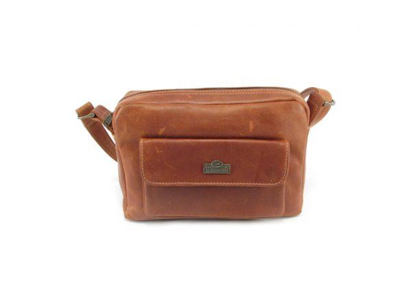Kyla No 2 HP7304 front crossbody handbag leather bags women, Der Lederhandler, George, Western Cape