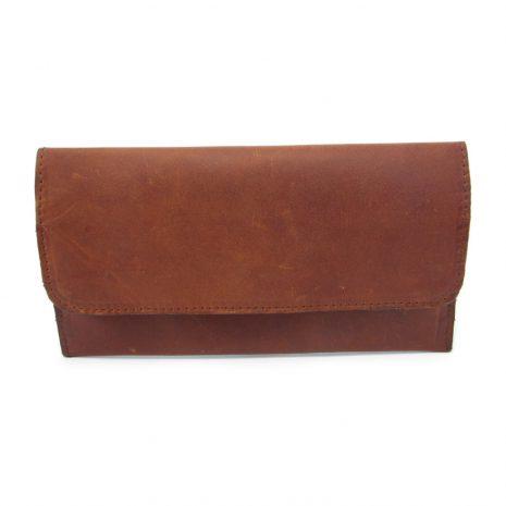 Ladies Wallet No 8 Stiff HPLW08ST front ladies purse leather wallets, Der Lederhandler, George, Western Cape