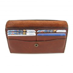 Ladies Wallet No 8 Stiff HPLW08ST inside ladies purse leather wallets, Der Lederhandler, George, Western Cape
