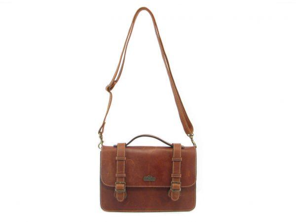 Sabine HP108 long crossbody handbag leather bags women, Der Lederhandler, George, Western Cape