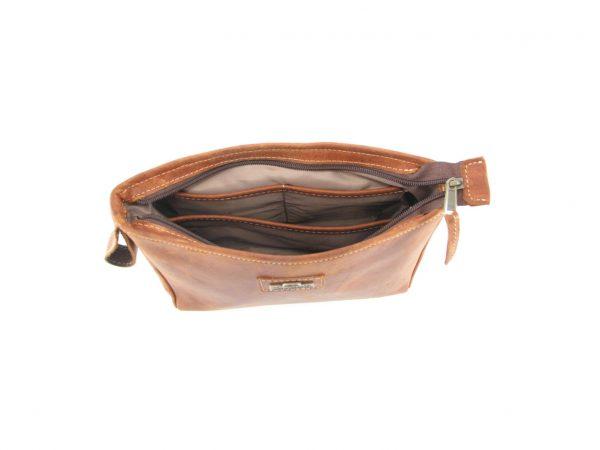 Toiletry Bag No 5 HP7299 inside1 leather bags men, Der Lederhandler, George, Western Cape
