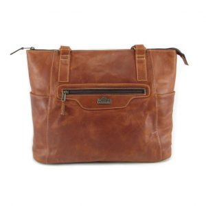 Tosca No 1 HP7301 front classic handbag leather bags women, Der Lederhandler, George, Western Cape