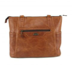 Tosca No 2 HP7302 back classic handbag leather bags women, Der Lederhandler, George, Western Cape