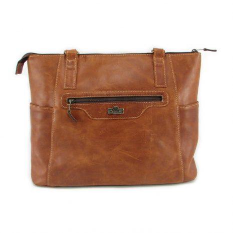 Tosca No 2 HP7302 back classic handbag leather bags women, Der Lederhandler, George, Western Cape