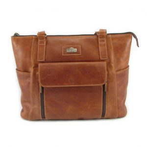 Tosca No 2 HP7302 front classic handbag leather bags women, Der Lederhandler, George, Western Cape