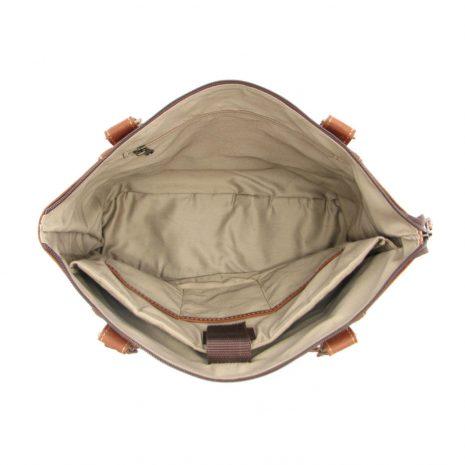 Tosca No 2 HP7302 inside classic handbag leather bags women, Der Lederhandler, George, Western Cape