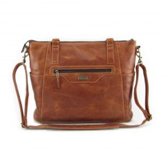 Tosca No 3 HP7303 back classic handbag leather bags women, Der Lederhandler, George, Western Cape