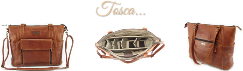 Tosca genuine leather bags for women as part of Der Lederhandler's online accessories - George, Western Cape