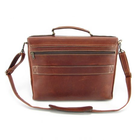 Anton HP7315 back leather tech bags, Der Lederhandler, George, Western Cape
