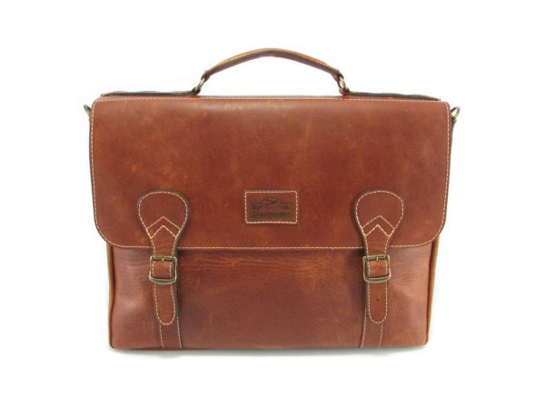 Anton HP7315 front leather tech bags, Der Lederhandler, George, Western Cape