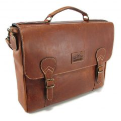 Anton HP7315 side leather tech bags, Der Lederhandler, George, Western Cape