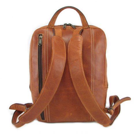 Benjamin Small HP7310 back leather backpack bags, Der Lederhandler, George, Western Cape