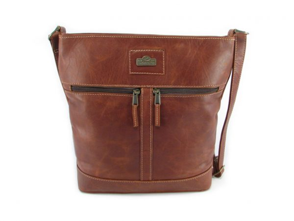 Lynn HP7314 front crossbody handbags leather bags women, Der Lederhandler, George, Western Cape