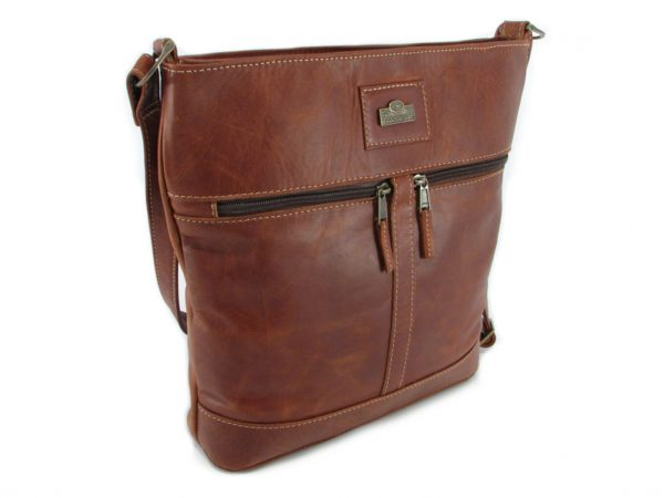 Lynn HP7314 side crossbody handbags leather bags women, Der Lederhandler, George, Western Cape