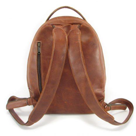 Multi Backpack Medium HP7312 back leather backpack bags, Der Lederhandler, George, Western Cape