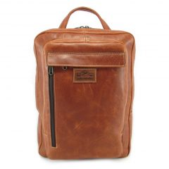 Benjamin Large HP7322 front leather backpack bags, Der Lederhandler, George, Western Cape