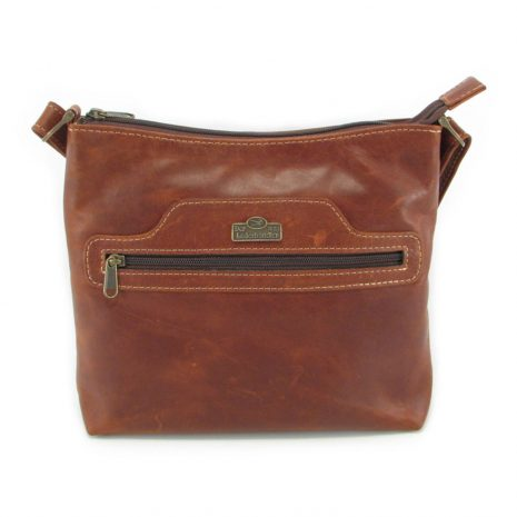 Frieda No 4 HP7323 front classic handbag leather bags women, Der Lederhandler, George, Western Cape