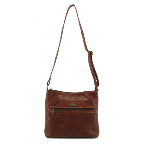 Frieda No 4 HP7323 long classic handbag leather bags women, Der Lederhandler, George, Western Cape