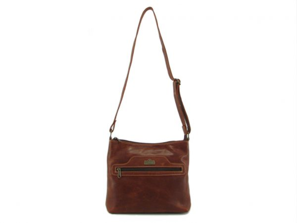 Frieda No 4 HP7323 long classic handbag leather bags women, Der Lederhandler, George, Western Cape