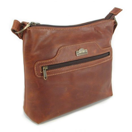 Frieda No 4 HP7323 side classic handbag leather bags women, Der Lederhandler, George, Western Cape
