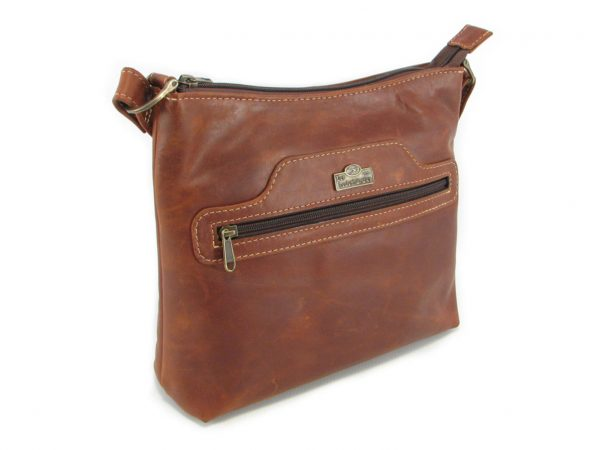 Frieda No 4 HP7323 side classic handbag leather bags women, Der Lederhandler, George, Western Cape