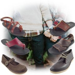 Genuine leather casual shoes as part of Der Lederhandler's online accessories - George, Western Cape