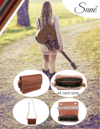 The Sune wallet bags for women by Der Lederhandler, George, Western Cape