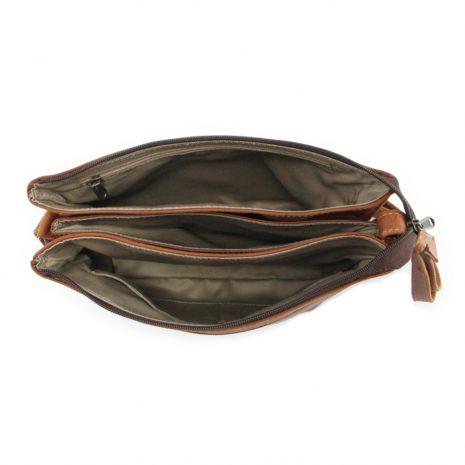 Hannah HP7329 inside crossbody handbag leather bags women, Der Lederhandler, George, Western Cape