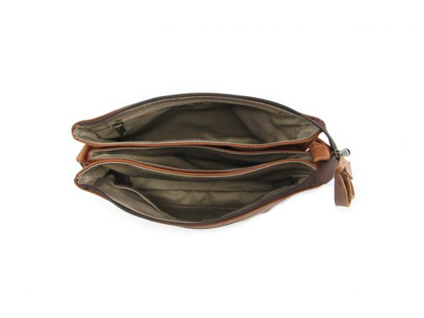 Hannah HP7329 inside crossbody handbag leather bags women, Der Lederhandler, George, Western Cape