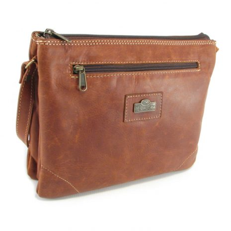 Hannah HP7329 side crossbody handbag leather bags women, Der Lederhandler, George, Western Cape