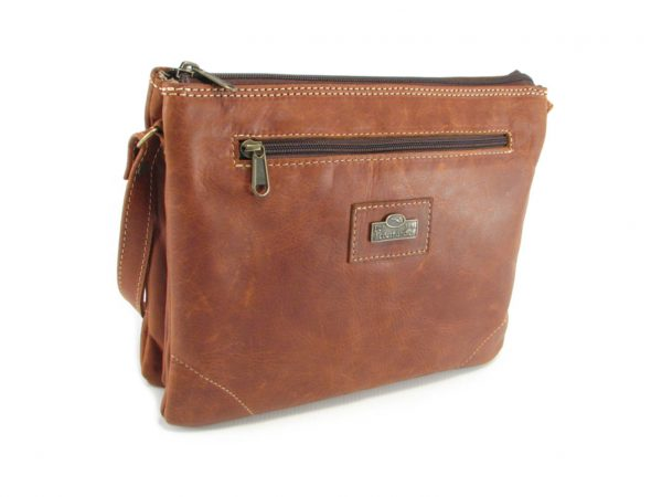 Hannah HP7329 side crossbody handbag leather bags women, Der Lederhandler, George, Western Cape