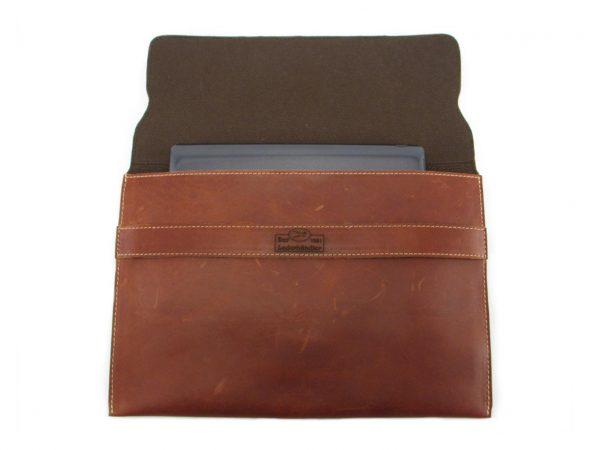 HPGG2081AST Laptop Sleeve 14 inch inside curio items, Der Lederhandler, George, Western Cape