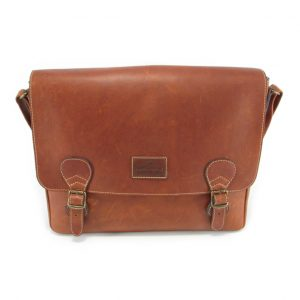 Reggie Large HP7327 front 1 leather tech bags, Der Lederhandler, George, Western Cape