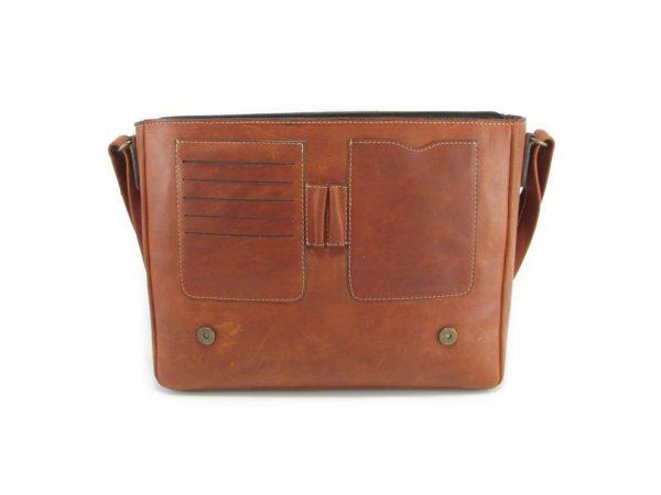 Reggie Large HP7327 front 2 leather tech bags, Der Lederhandler, George, Western Cape
