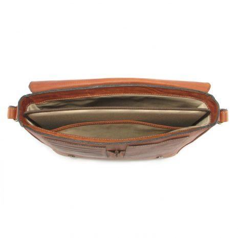 Reggie Large HP7327 inside leather tech bags, Der Lederhandler, George, Western Cape