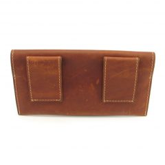 HPGG2082AST Cell Phone Pouch Smart back small leather pouches, Der Lederhandler, George, Western Cape