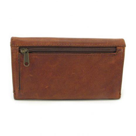 Ladies Wallet No 9 HPLW09 back ladies purse leather wallets, Der Lederhandler, George, Western Cape