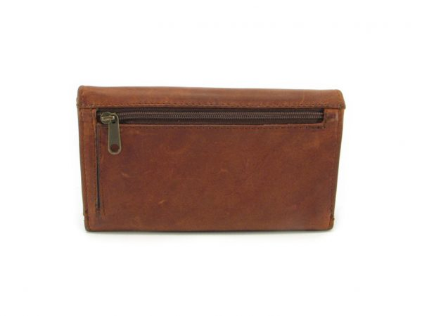 Ladies Wallet No 9 HPLW09 back ladies purse leather wallets, Der Lederhandler, George, Western Cape