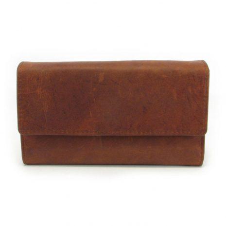 Ladies Wallet No 9 HPLW09 front ladies purse leather wallets, Der Lederhandler, George, Western Cape