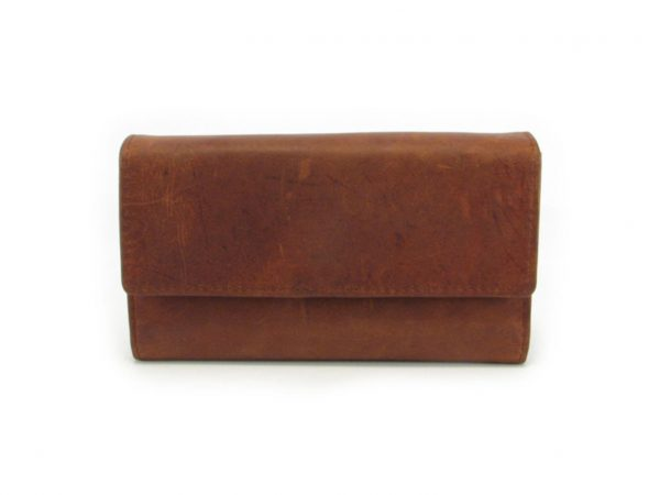 Ladies Wallet No 9 HPLW09 front ladies purse leather wallets, Der Lederhandler, George, Western Cape
