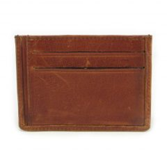 Wallet Men's 7 Card Holder HPMW27 front wallet men leather wallets, Der Lederhandler, George, Western Cape